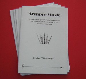 Sempre Music Catalogue